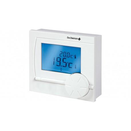 ψηφιακός θερμοστάτης χώρου de dietrich opentherm ad 301