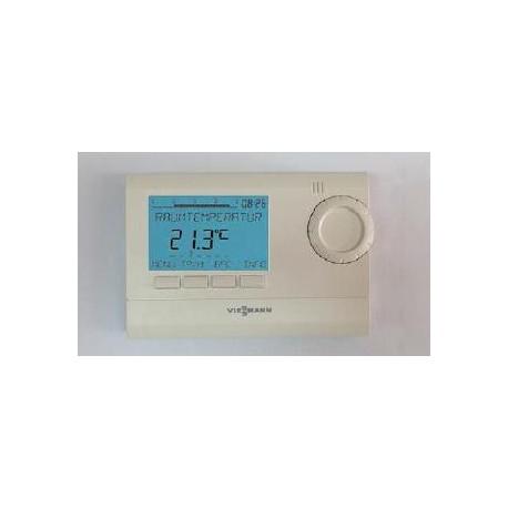 Επιλογέας θερμοκρασίας χώρου Viessman Vitotrol για Vitodens 050 & 100-w